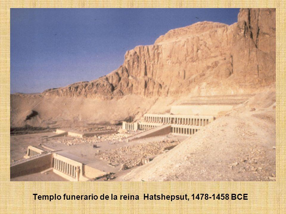 Templo funerario de la reina Hatshepsut, 1478-1458 BCE