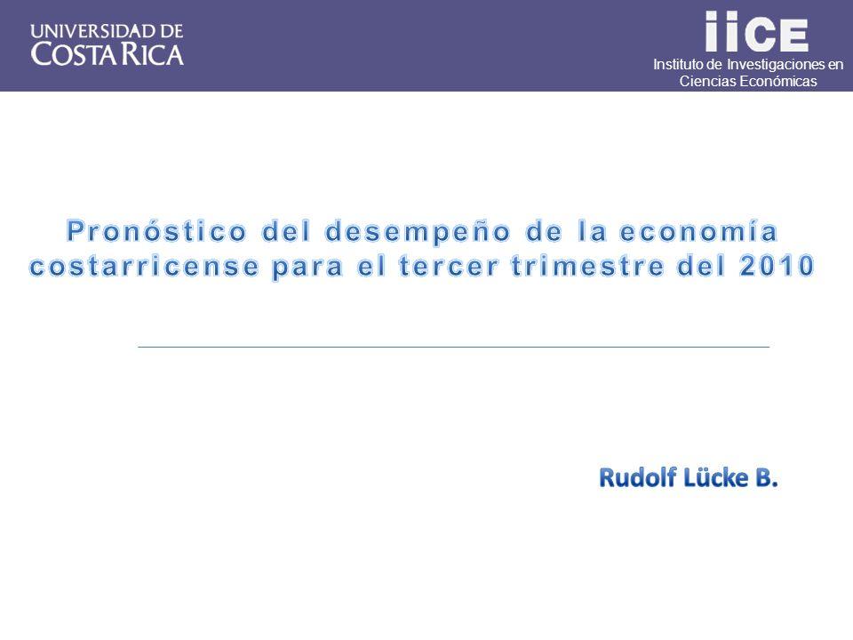 Instituto de Investigaciones en Ciencias Económicas