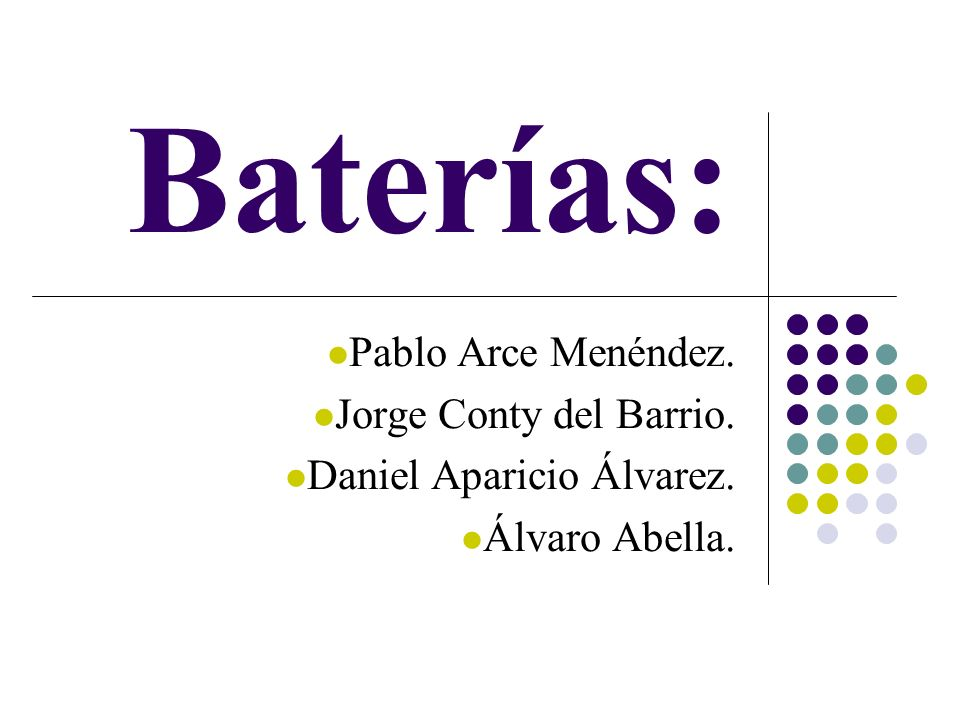 Baterías: Pablo Arce Menéndez. Jorge Conty del Barrio. Daniel Aparicio Álvarez. Álvaro Abella.