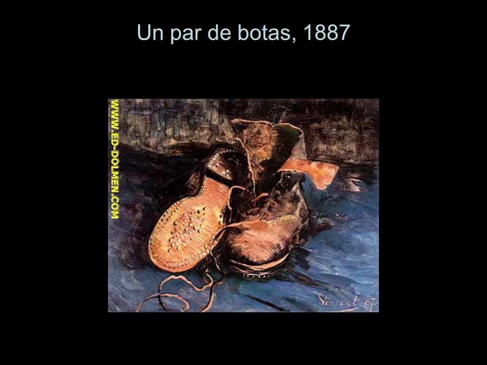 Un par de botas, 1887