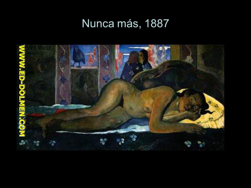 Nunca más, 1887
