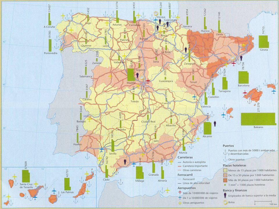 EXISTE UN PLAN DIRECTOR DE INFRAESTRUCTURAS (2005- 2020) - Mejorar la cohesión del territorio a través de las redes de transporte.