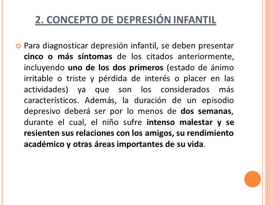 3.D IFERENTE SINTOMATOLOGÍA EN FUNCIÓN DE LA EDAD DEL SUJETO.