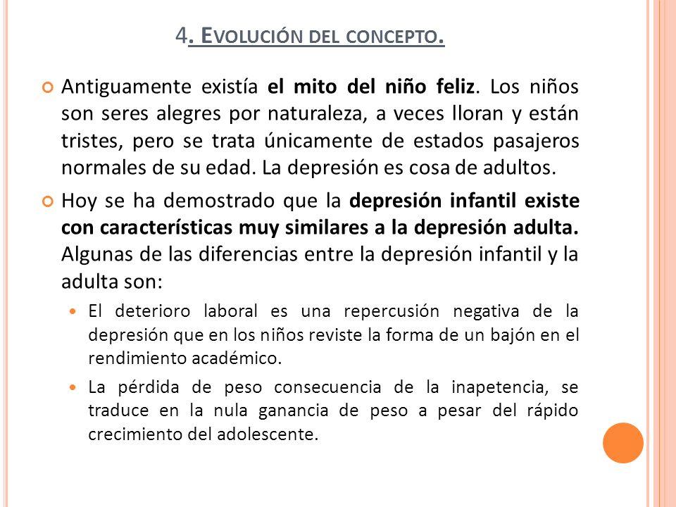 5.E L SUICIDIO INFANTIL.