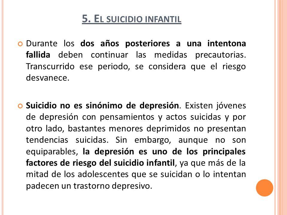 6.EVALUACIÓN DE LA DEPRESIÓN INFANTIL.