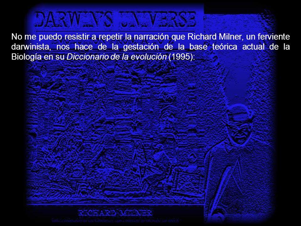 - Hugo deVries -- William Bateson -