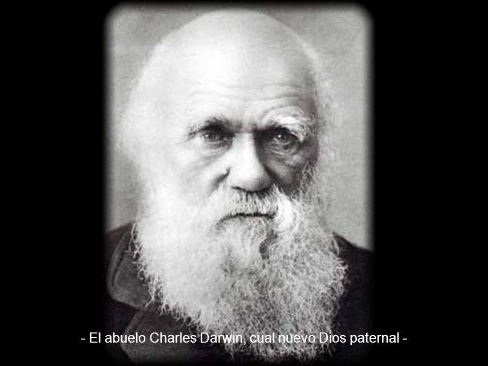 - Charles Darwin, eugenista -