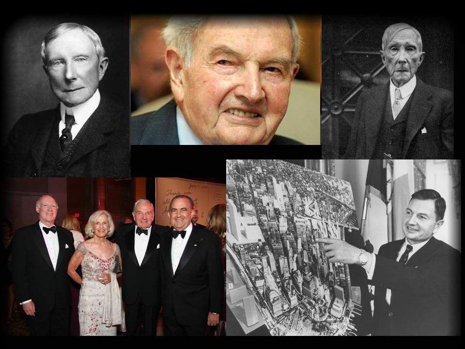 Rockefeller puso la ciencia al servicio de la eugenesia y a lo largo del siglo XX articuló su proyecto en cuatro fases sucesivas: la primera es el mal