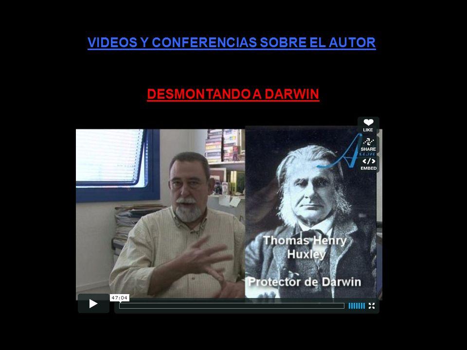 En este sentido, el trabajo del Doctor Máximo Sandín se basa en la contrastación cruzada de hallazgos procedentes de múltiples disciplinas de la biolo
