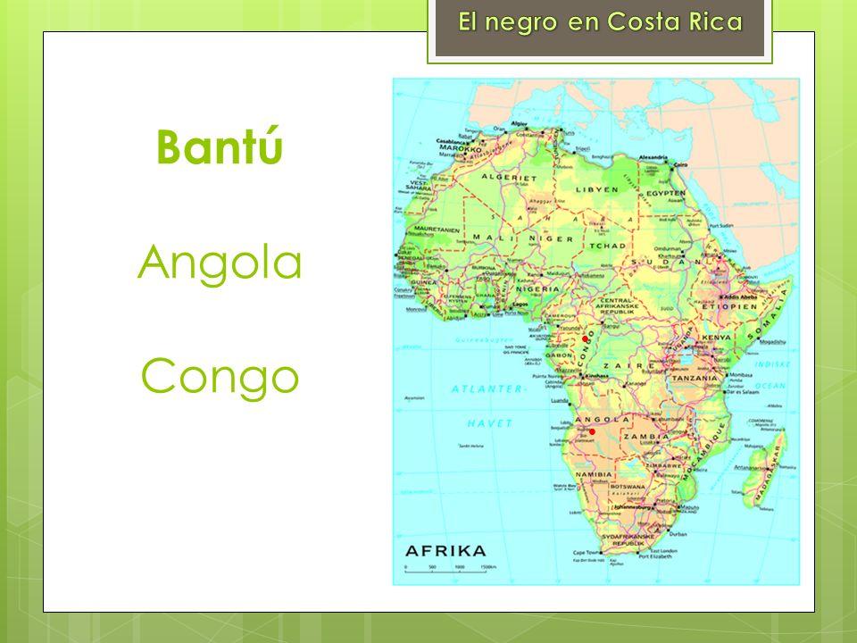 Bantú Angola Congo
