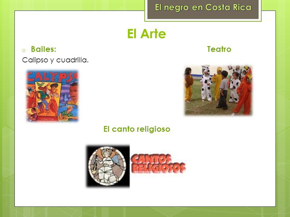 El Arte o Bailes: Teatro Calipso y cuadrilla. El canto religioso
