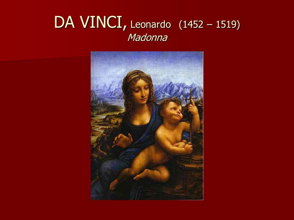 MIGUEL ÁNGEL Buonarroti (1475-1564) David (Detalle)