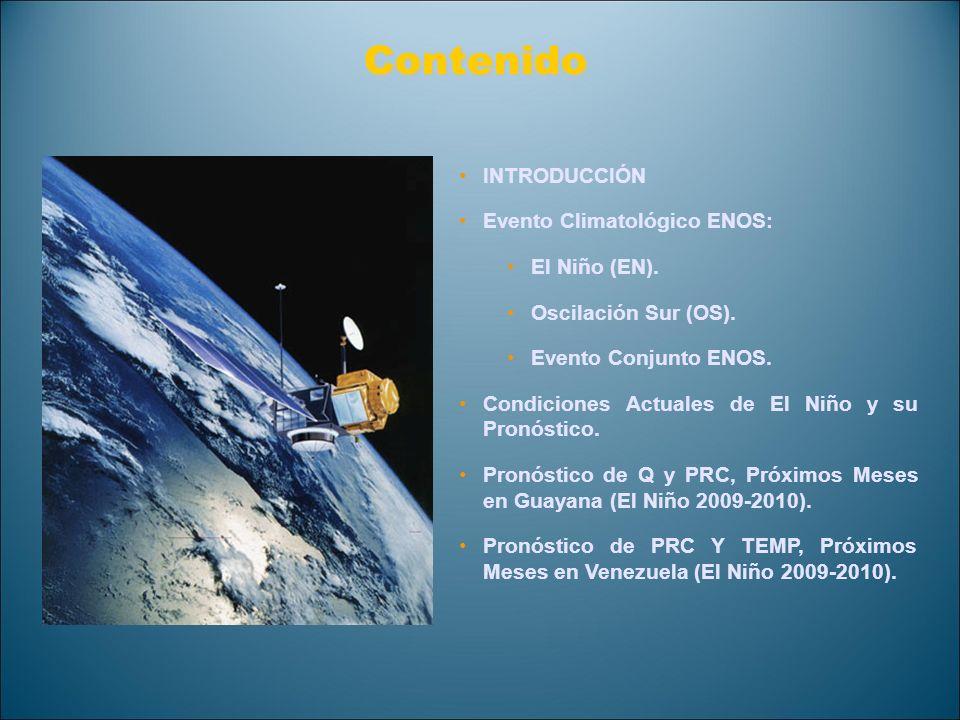 Teleconexiones ENOS (cont.) Teleconexiones ENOS (cont.) La oscilación del Pacífico: Índice de Oscilación Sur (IOS).