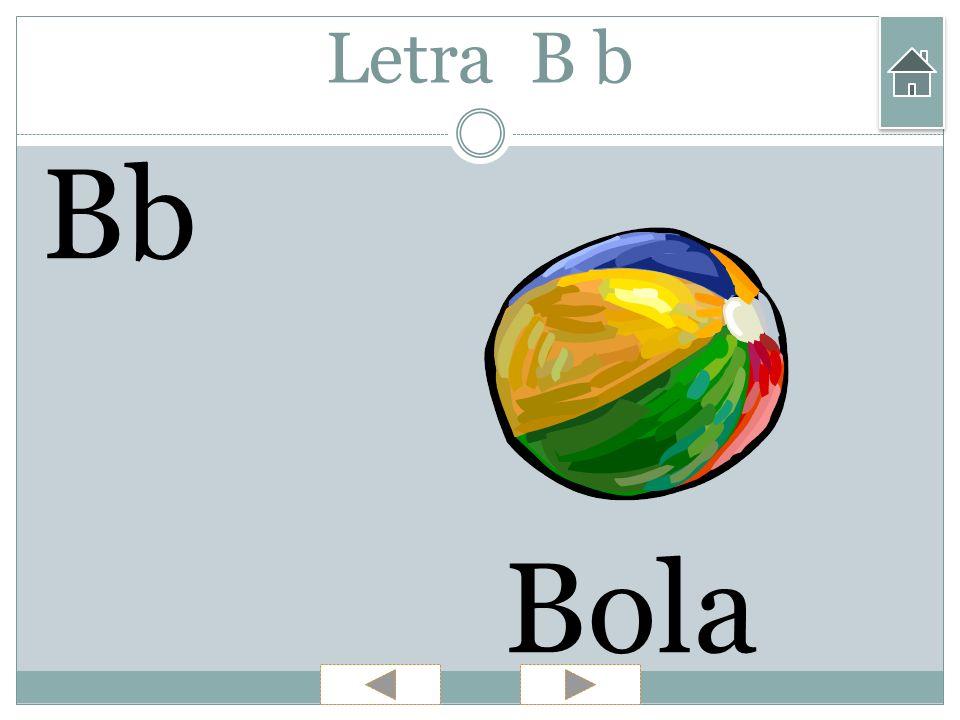 Letra A a Aa Arbol