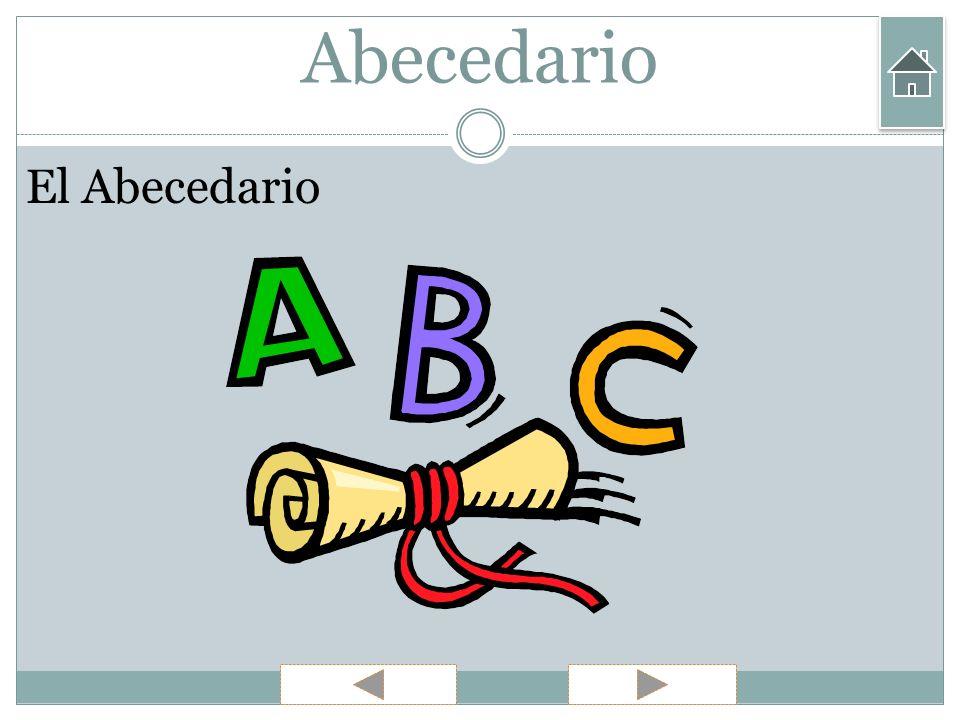 ¿ De cuántas letras está compuesto ? El abecedario esta compuesto por 29 letras.