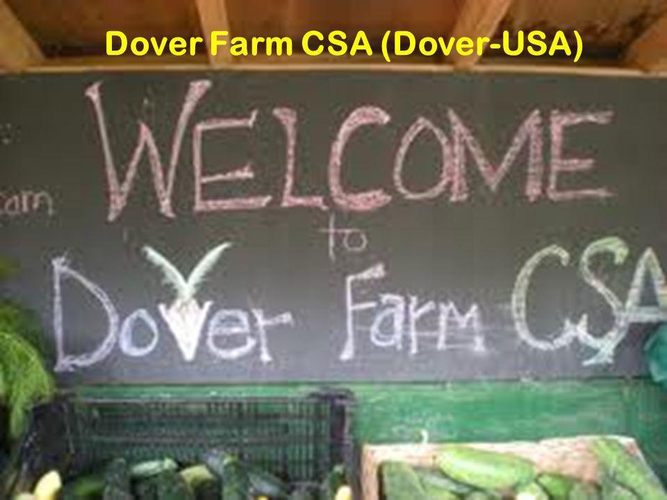 Dover Farm CSA (Dover-USA)