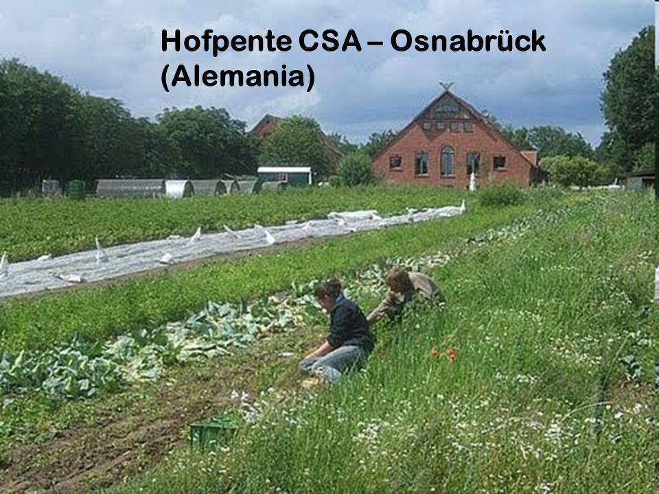 Hofpente CSA – Osnabrück (Alemania)