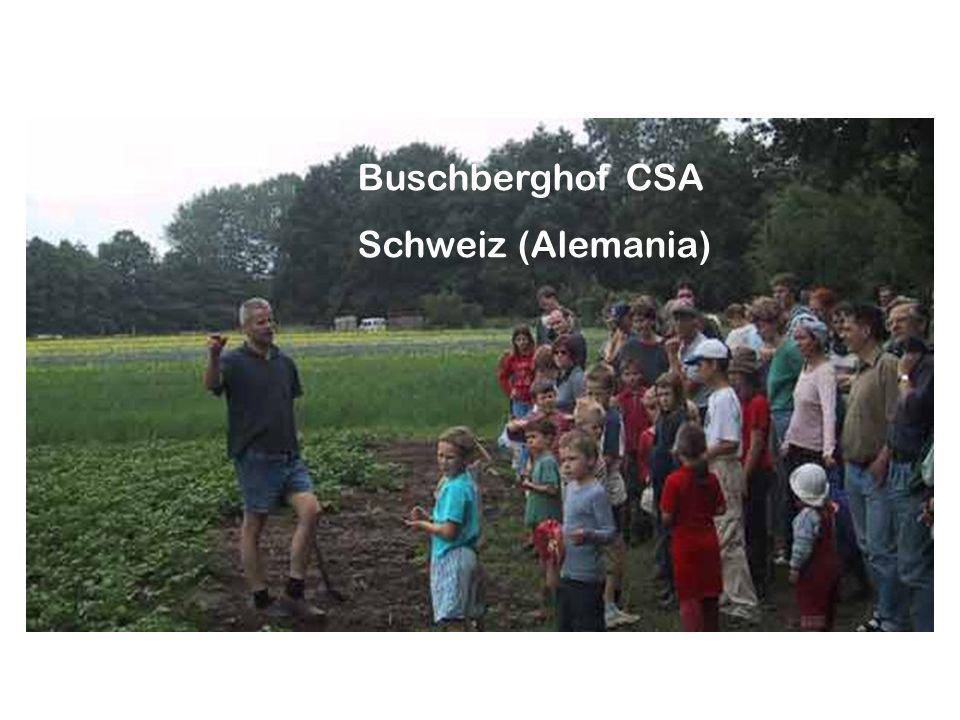 Buschberghof CSA Schweiz (Alemania)