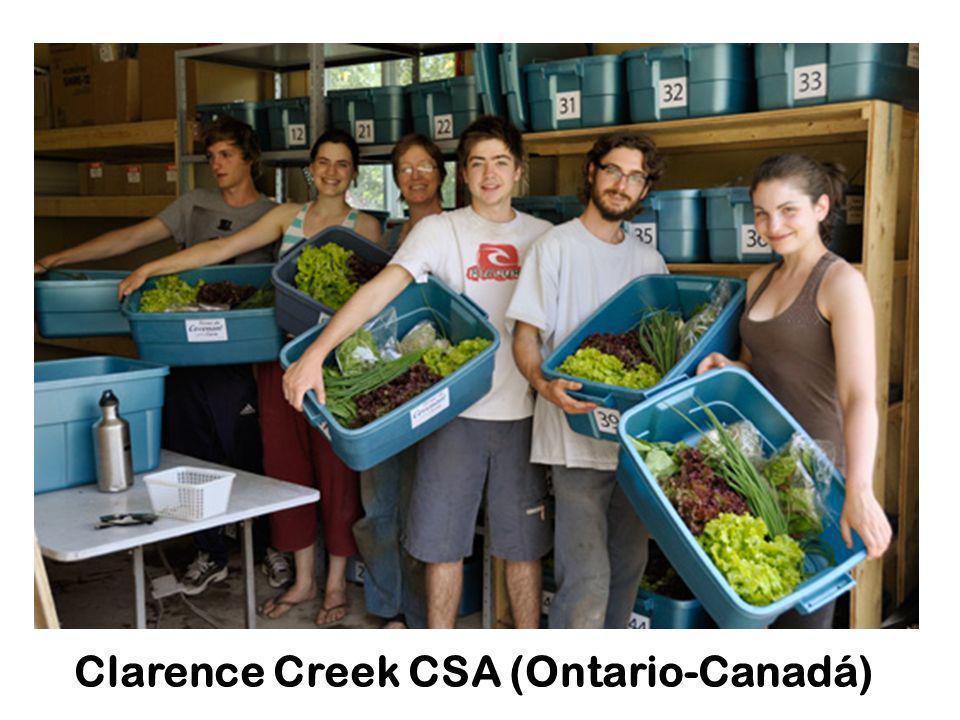 Clarence Creek CSA (Ontario-Canadá)