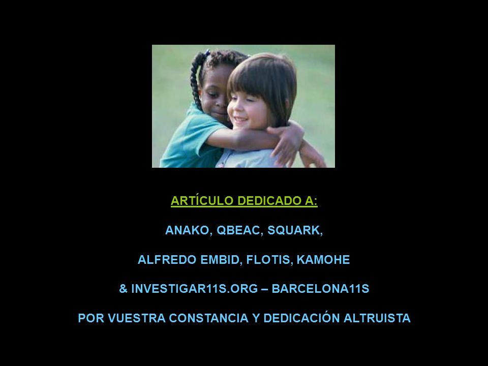 CONTINUARÁ… + POLÍTICOS CATEDRÁTICOS INGENIEROS PILOTOS CONTROLADORES AÉREOS ARQUITECTOS CIENTÍFICOS INTELIGENCIA FAMILIARES DE VÍCTIMAS ESCRITORES AR