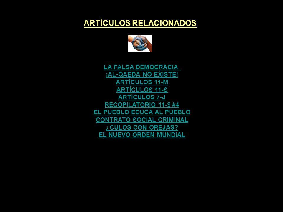ARTÍCULOS RELACIONADOS ESTUDIANTE TORTURADO POR PREGUNTAR ACTIVISTA POR LA VERDAD AGREDIDO TERRORSTORM DE ALEX JONES PACIFISMO, REPRESIÓN, DESINFORMAC