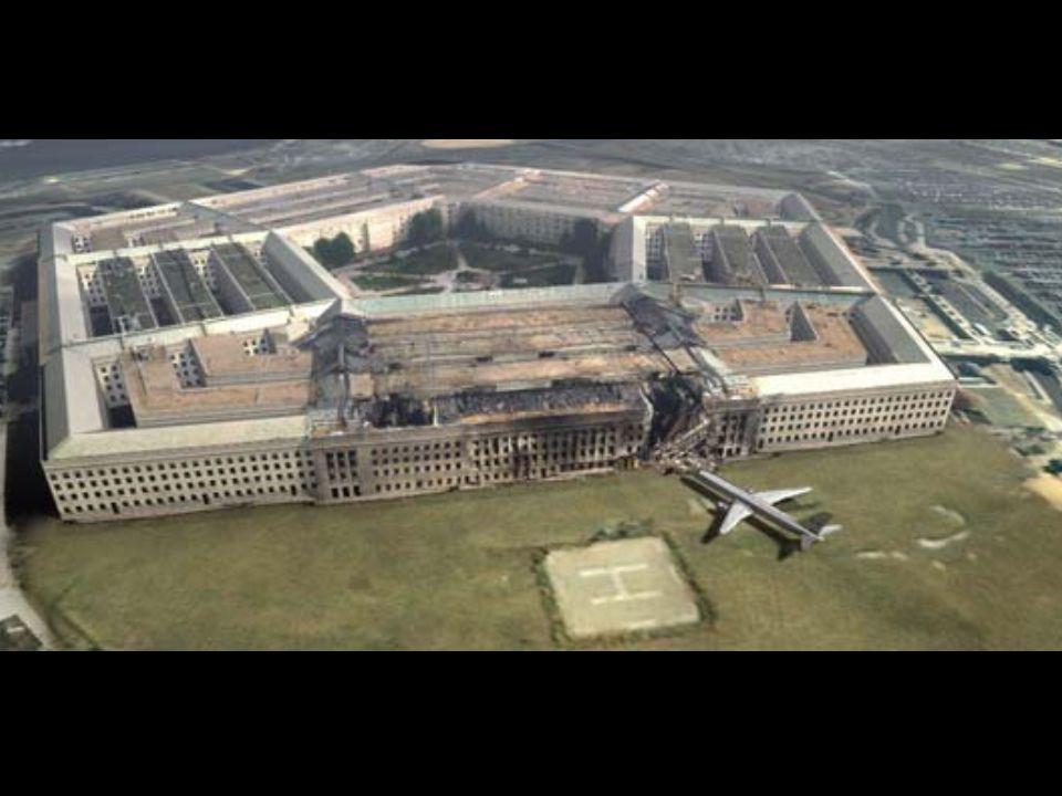 Había más de 80 cámaras de seguridad en el Pentágono, pero se negaron a presentar la mayoría de las secuencias de video. Como ustedes han podido compr