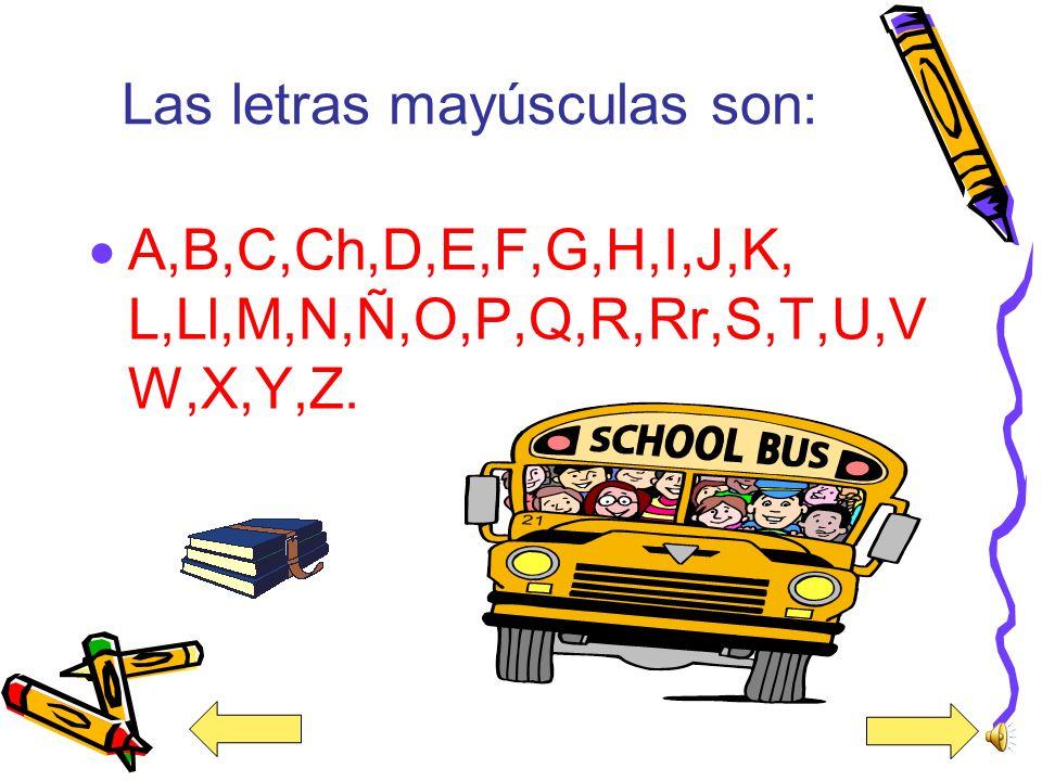 ¿Qué es el abecedario? Es un conjunto o un grupo de letras. En el abecedario encontrarás letras mayúsculas y letras minúsculas.