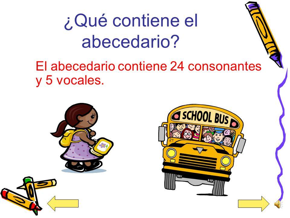 15. ¿Cuál de las siguientes letras es una consonante? a) Ii b) Ee c) Ll