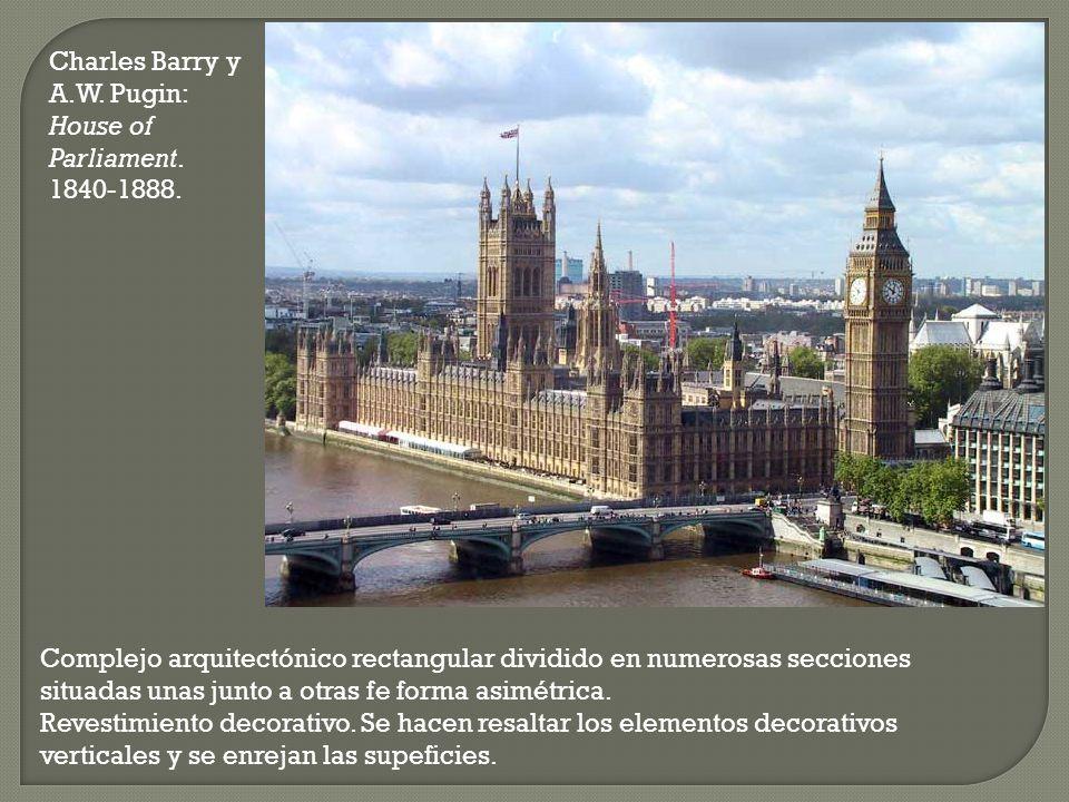 2) APORTACIÓN DE LOS NUEVOS MATERIALES Se multiplican las necesidades constructivas, exigen un consumo masivo de materiales e imponen unas técnicas y sistemas constructivos nuevos.