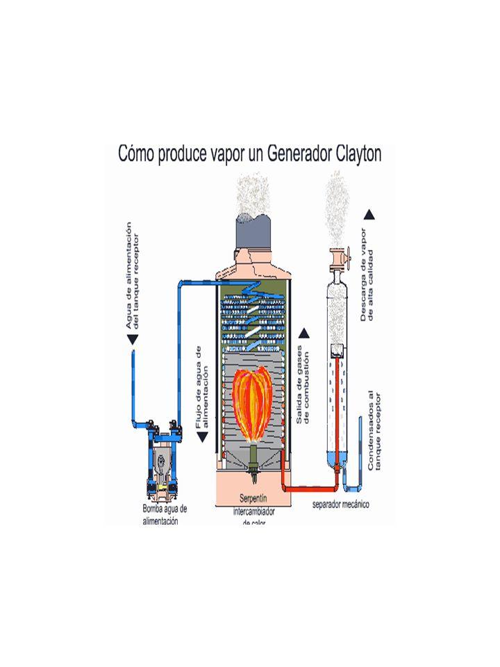 Desgasificador La función de un desgasificador en una planta térmica es eliminar el oxígeno y dióxido de carbono disuelto en el agua de alimentación de las calderas para prevenir problemas de corrosión.