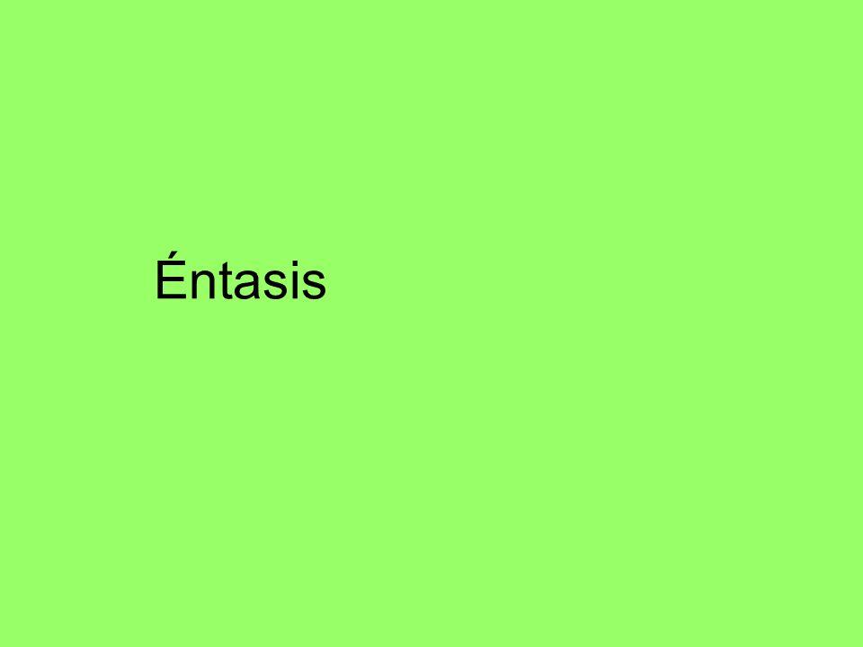 Éntasis