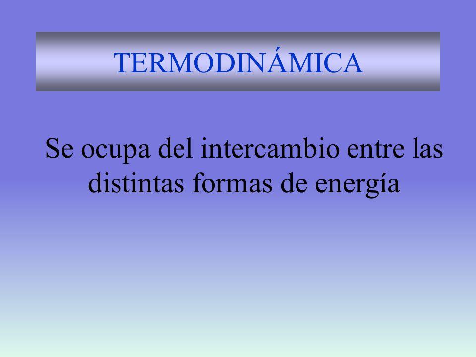 BIOENERGETICA Intercambios de energía de los seres vivos con su medio ambiente Cambios de energía en las reacciones químicas y procesos fisicoquímicos de los seres vivos