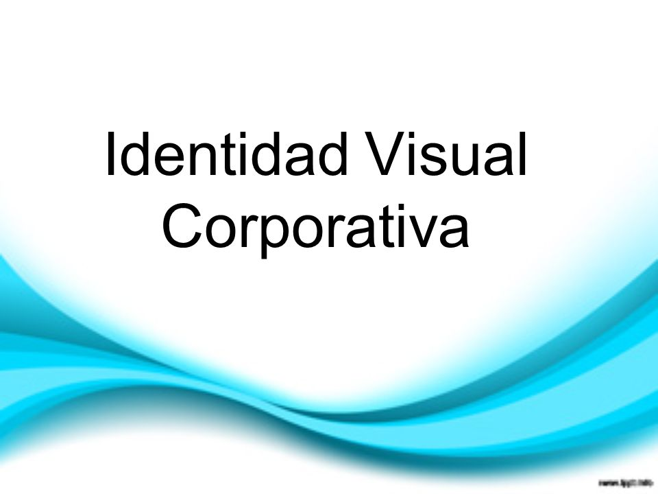 Identidad Visual Corporativa