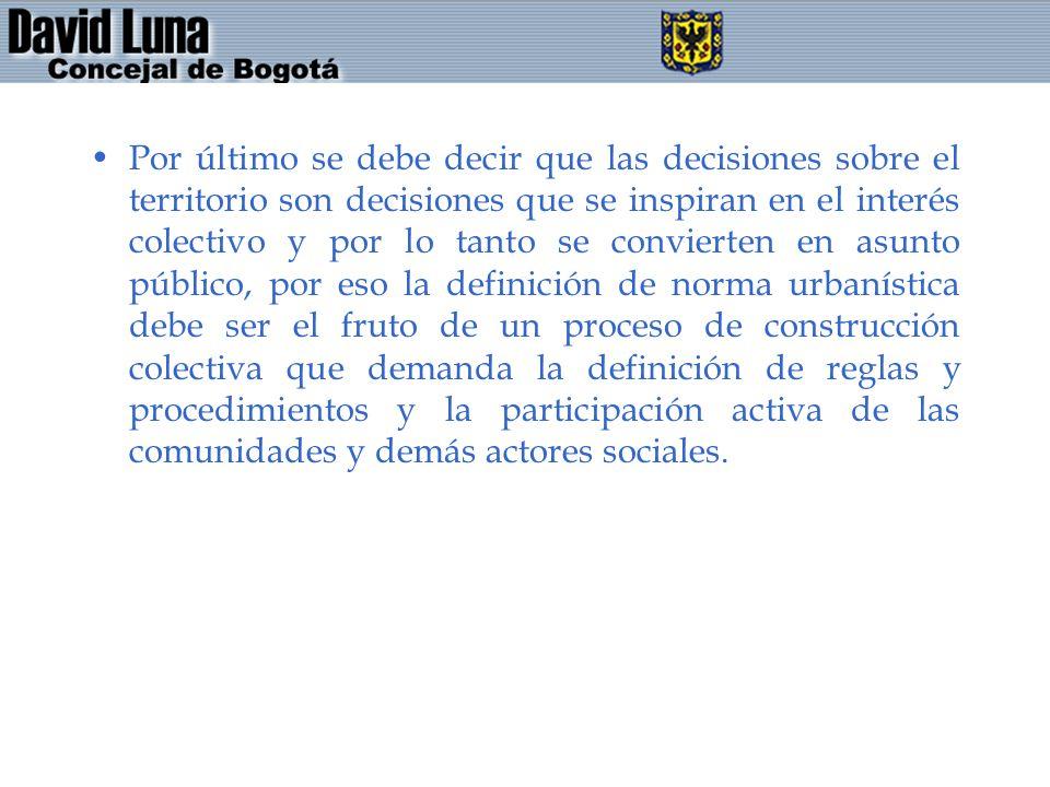 En Bogotá, existen más de cuatro mil organizaciones comunitarias, entre ellas cerca de 1.750 Juntas de Acción Comunal (González, et al : 2004).