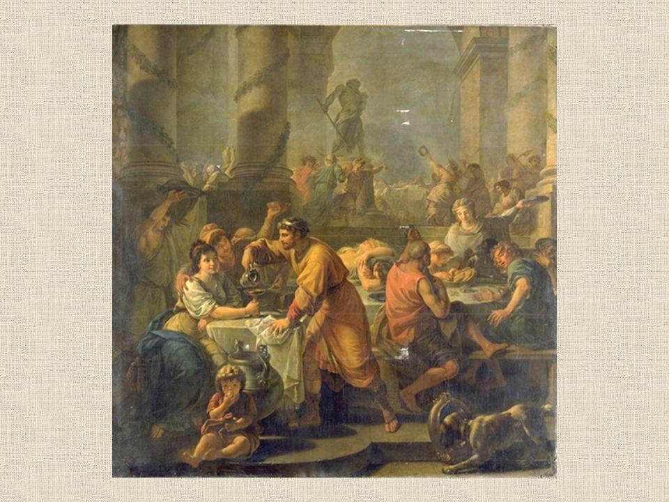 SATURNALIA Era una importante festividad pagana y se llegó a denominarlas fiesta de los esclavos ya que en las mismas, los esclavos recibían raciones extras, tiempo libre y otras prebendas.