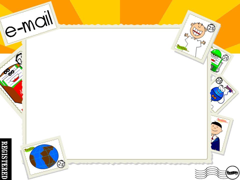 presenta La historia del e - mail