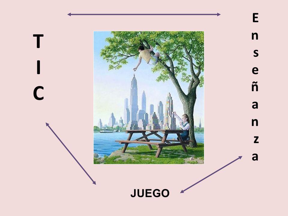 TICTIC EnseñanzaEnseñanza JUEGO