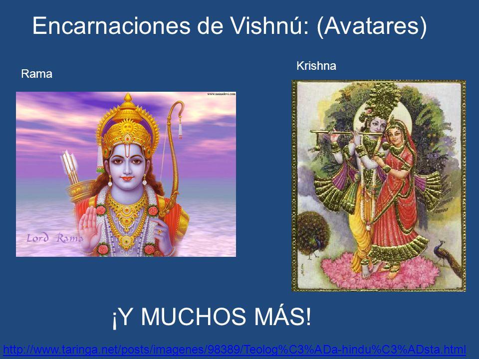 Krishna Rama http://www.taringa.net/posts/imagenes/98389/Teolog%C3%ADa-hindu%C3%ADsta.html Encarnaciones de Vishnú: (Avatares) ¡Y MUCHOS MÁS!