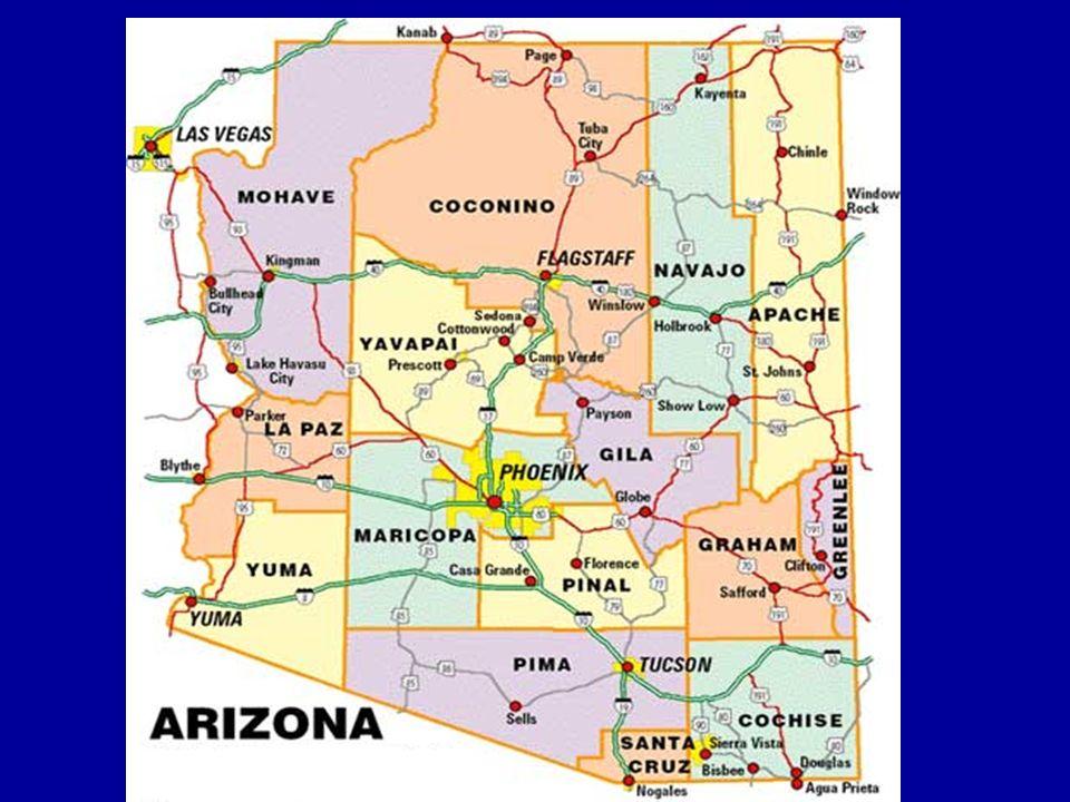 Arizona es el estado de la Unión Americana con el segundo índice de crecimiento demográfico.