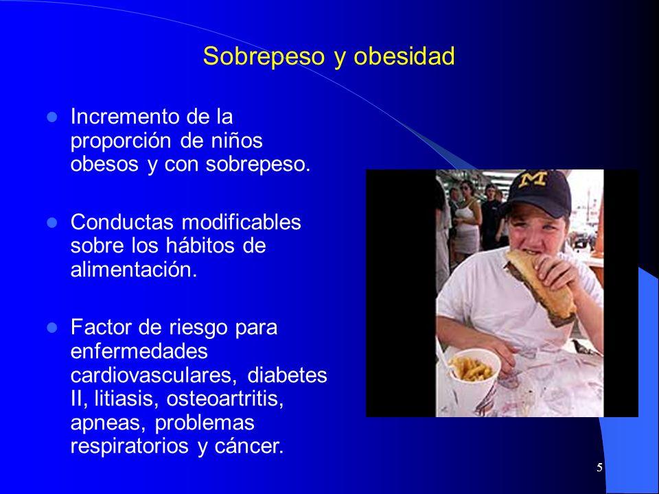 16 La obesidad es un problema, pero es peor la obesidad de espíritu: aburrimiento, falta de ideales, apatía, conformismo...