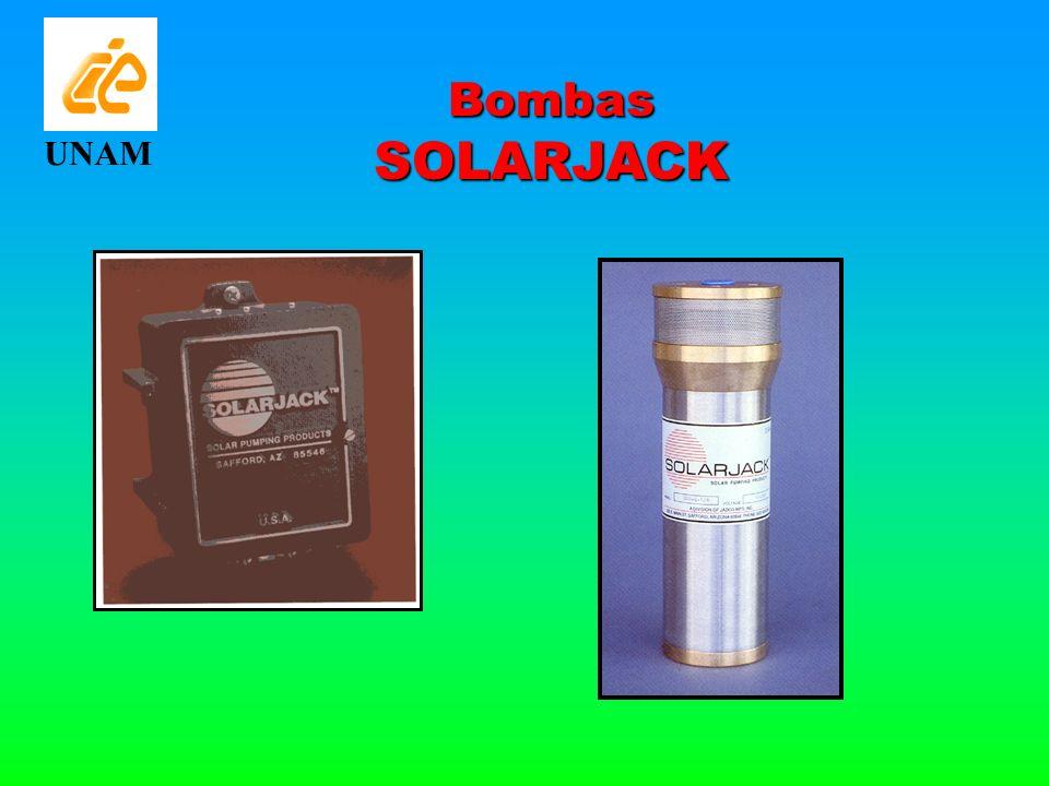 UNAM Bombas SOLARJACK