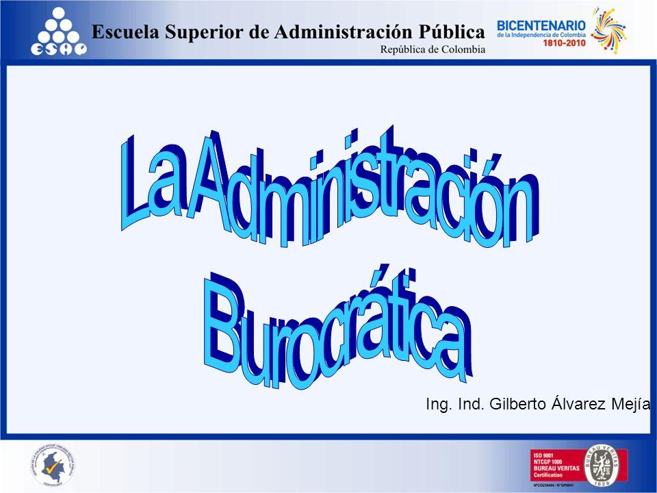 Cual es el fenómeno de la Administración Pública?.