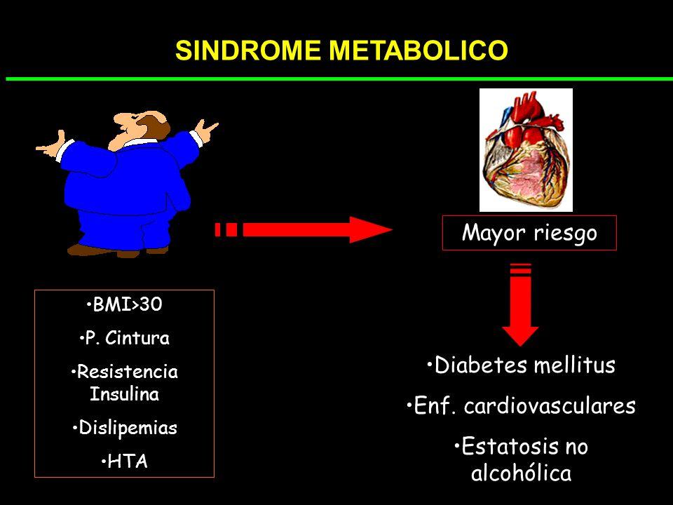SÍNDROME METABÓLICO Prof. J. Alfredo Martínez Dpto. de Fisiología y Nutrición. Universidad de Navarra