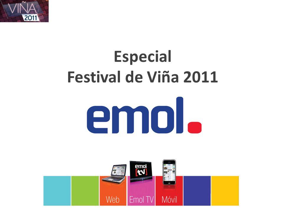 Especial Festival de Viña 2011