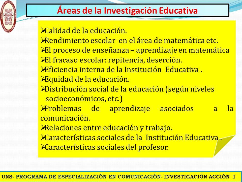 INVESTIGACIÓN EDUCATIVA Restrepo (1996): UNS- PROGRAMA DE ESPECIALIZACIÓN EN COMUNICACIÓN- INVESTIGACIÓN ACCIÓN I Estudios históricos sobre la pedagog