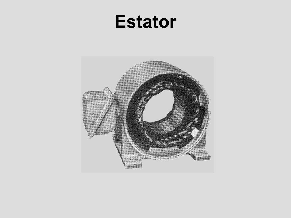 Motores asíncronos de inducción Con base en el número de fases: Trifásicos Monofásicos Con base en el tipo de rotor: Con rotor jaula de ardilla Rotor
