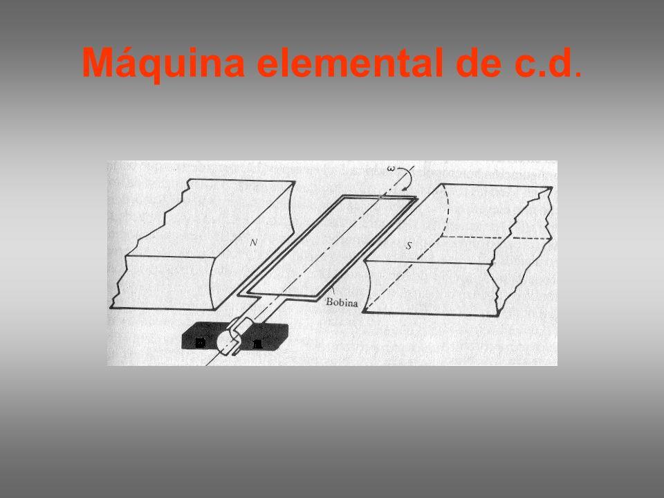 Máquina elemental de c.d.