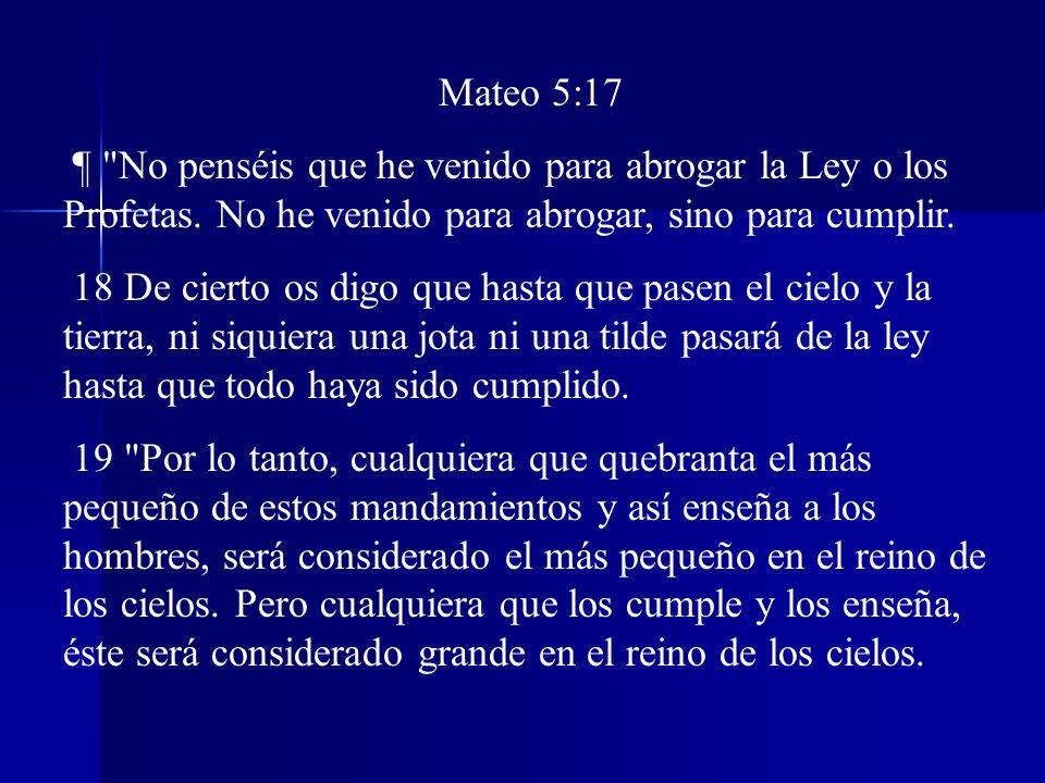 Mateo 5:17 ¶