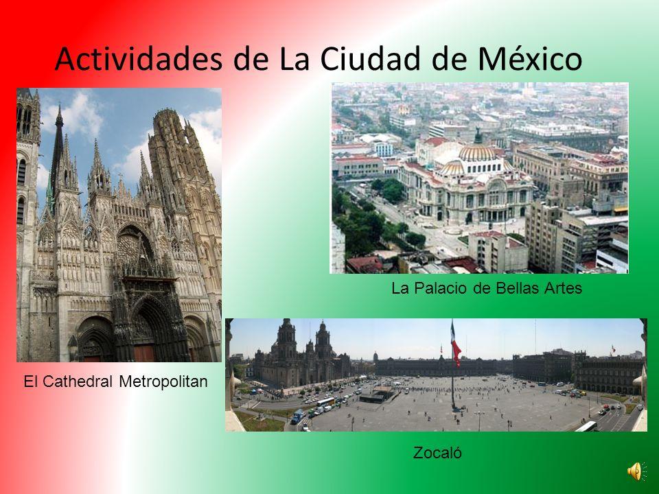 ¡Nuestro Viaje a México! By: Christopher Banks Natalie Wirt Aeri Washington Darius Barnes