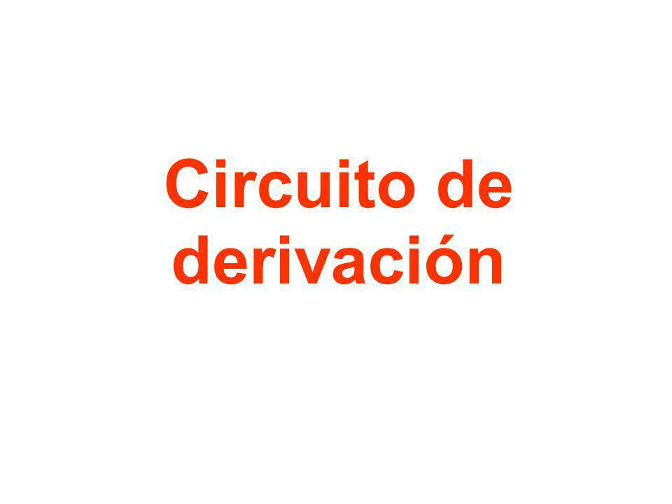 Circuito de derivación